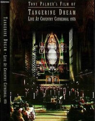 Live At Coventry Cathedral 1975 by Tangerine Dream