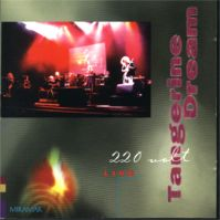 220 Volt Live by Tangerine Dream