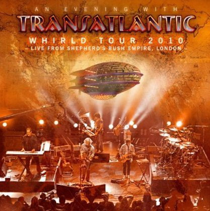 Whirld Tour 2010, Live At Shepherd's Bush London [3 CD]