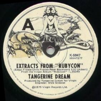 Extracts From 'Rubycon' by Tangerine Dream