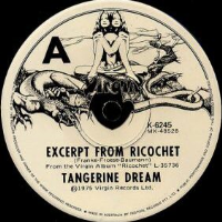 Excerpt From Ricochet by Tangerine Dream