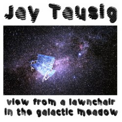 View From A Lawnchair In The Galactic Meadow by Jay Tausig