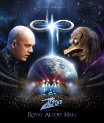 Ziltoid Live At The Royal Albert Hall [3CD-2DVD-BlueRay]
