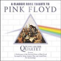 The Classic Rock String Quartet – The Pink Floyd Chamber Suite [CD] by Tributes: Pink Floyd