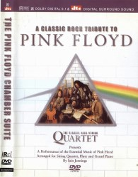 The Classic Rock String Quartet – The Pink Floyd Chamber Suite [DVD] by Tributes: Pink Floyd