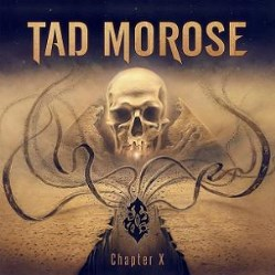 Chapter X by Tad Morose