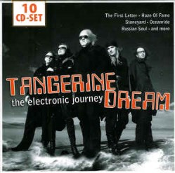The Electronic Journey by Tangerine Dream