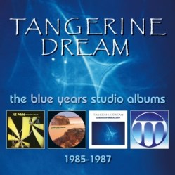 The Blue Years Studio Albums 1985-198