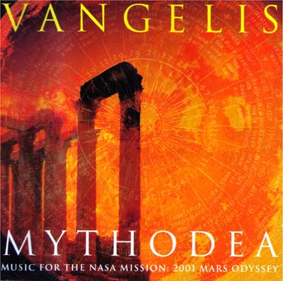 Mythodea by Vangelis