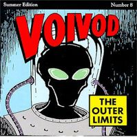 The Outer Limits by Voivod