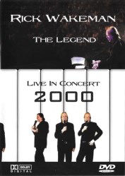 The Legend, Live in Concert 2000 [DVD]