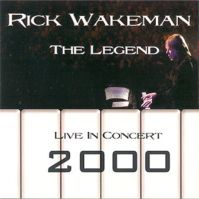 The Legend, Live in Concert 2000 [CD]