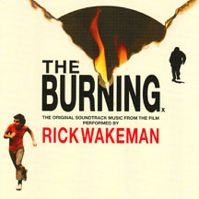 The Burning by Rick Wakeman