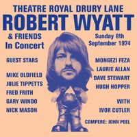 Theatre Royal Drury Lane by Robert Wyatt