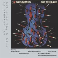 Got the Blues by Don Sugar Cane Harris by Robert Wyatt