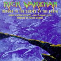 Return To The Center Of The Earth by Rick Wakeman