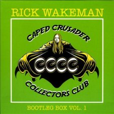 Caped Crusader Collectors Club ~ Bootleg Box Vol. 1