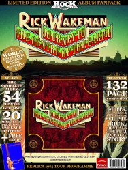 Journey to the Centre of the Earth FanPack by Rick Wakeman