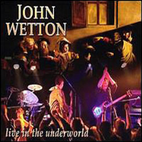 Live In The Underworld [CD]
