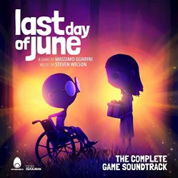 Last Day Of June (Original Game Soundtrack) by Steven Wilson