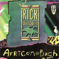 African Bach by Rick Wakeman