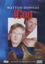 Icon: Acoustic TV Broadcast [DVD]