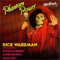 Phantom Power by Rick Wakeman
