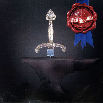 The Myths & Legends of King Arthur by Rick Wakeman