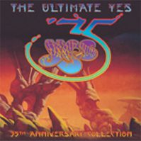 The Ultimate Yes: 35th Anniversary Collection by Yes