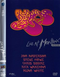 Live At Montreux 2003 [DVD] by Yes