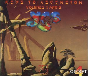 Keys to Ascension (Volumes 1 and 2) by Yes