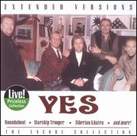Extended Versions - The Encore Collection by Yes