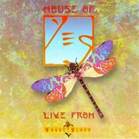 House of Yes: Live From House of Blues [CD]