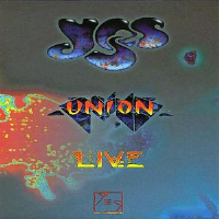 Union Live [CD] by Yes