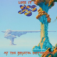 Like It Is: Yes at the Bristol Hippodrome [2CD+DVD]