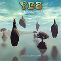 Topography-The Yes Anthology by Yes