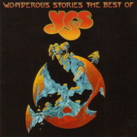 Wonderous Stories- The Best of Yes by Yes