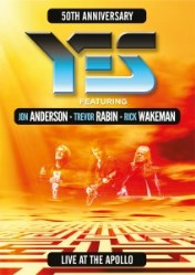 Live At The Apollo [DVD] by Yes
