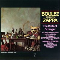 The Perfect Stranger by Frank Zappa