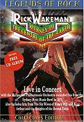 Rick Wakeman Journey To The Centro Of The Earth In Concert